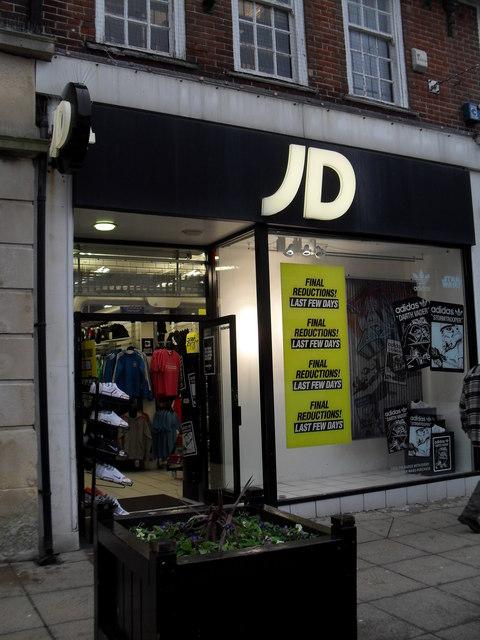 JD in London Road