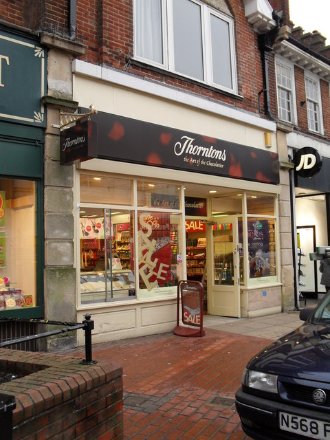 Thorntons in London Road