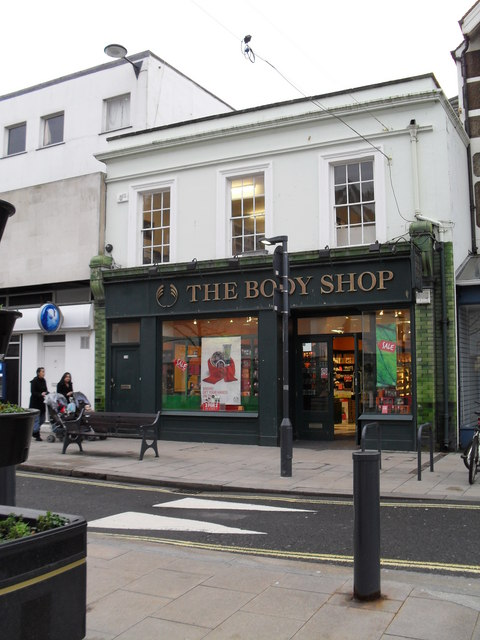 The Body Shop in London Road