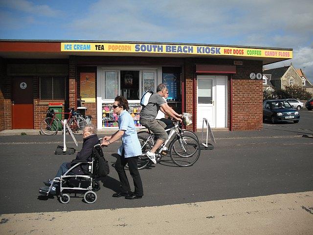 South Beach Kiosk