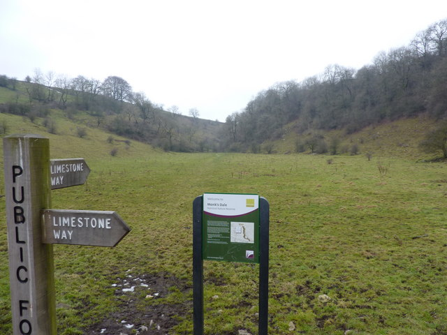 Bottom end of Peter Dale