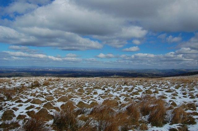 View across Park Moor