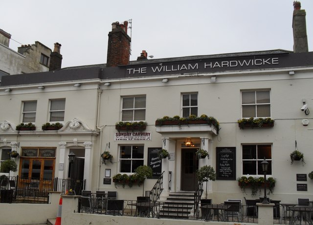 The William Hardwicke in the High Street