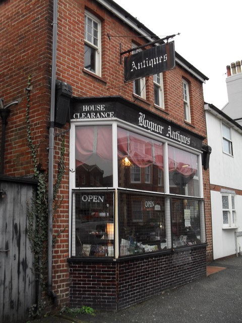 Bognor Antiques in Sudley Road