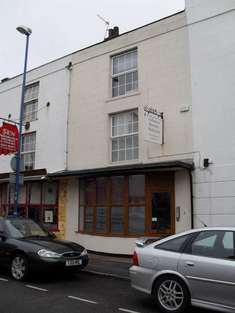 Adams Beeny Halson in Sudley Road