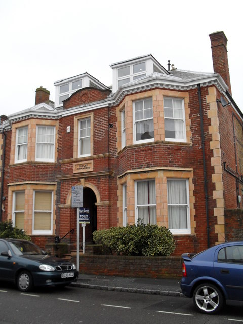 Sudley Chambers in Sudley Road