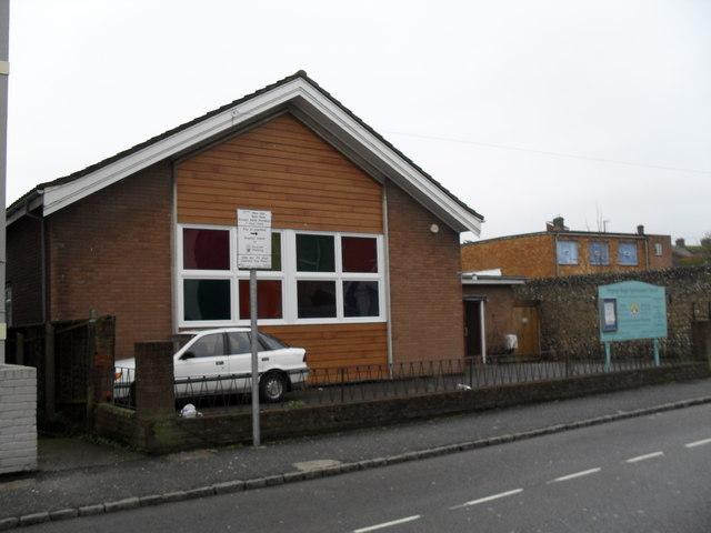 Bognor Regis Spiritualist Church in Sudley Road