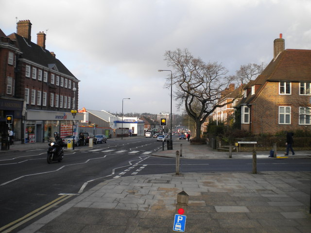 Finchley Road NW11