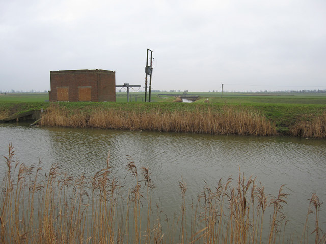 Nightlayers Pumping Station