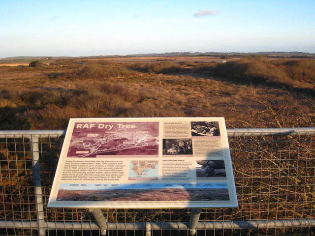 Site of RAF Dry Tree