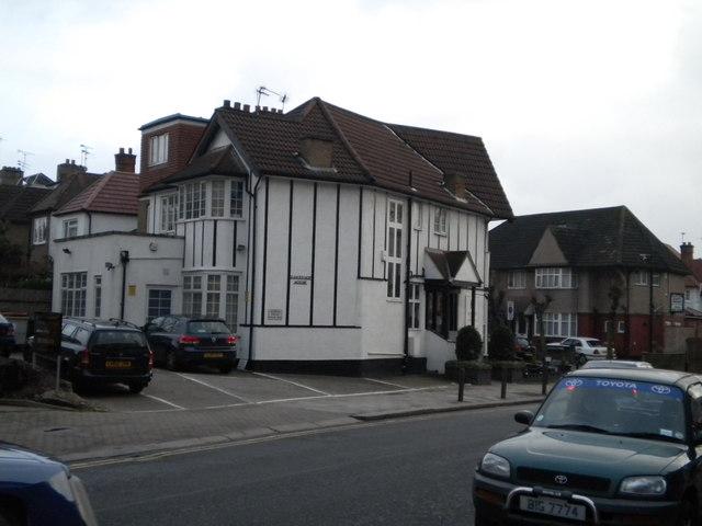 Zamenhof House, Finchley Road NW11