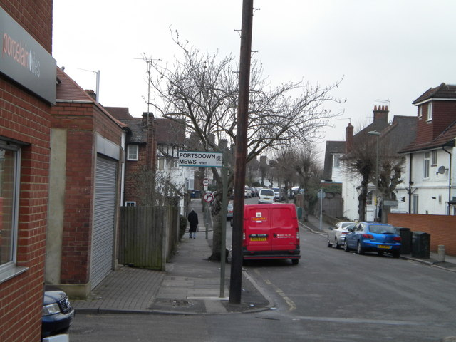 St George's Road NW11