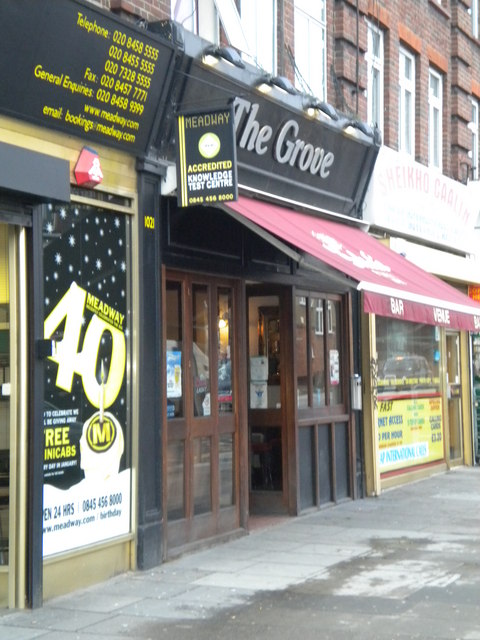 The Grove, Finchley Road NW11