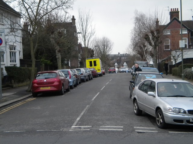 Ravenscroft Avenue NW11