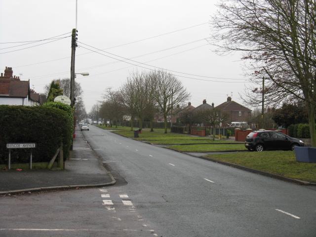 Elworth - Elworth Road