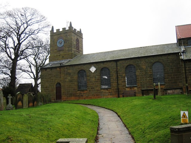Church in Kirkby
