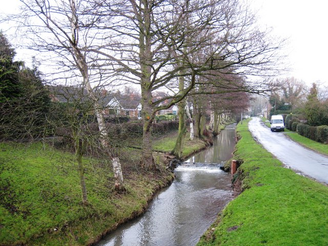Holme Beck in Great Broughton
