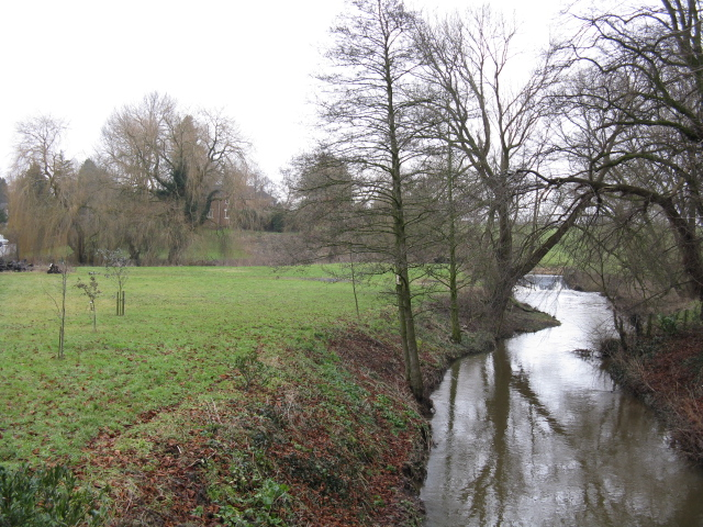 Warmingham - River Wheelock