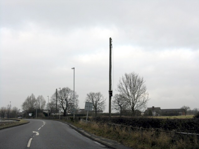 A533 Near The Chemical Works