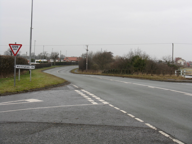 A533 At Tetton Bridge