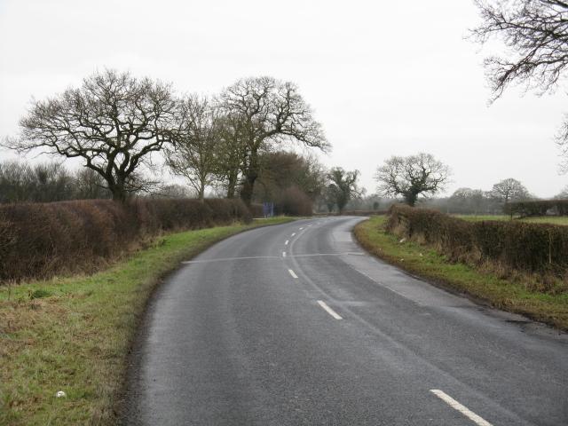 Warmingham Lane At West Farm