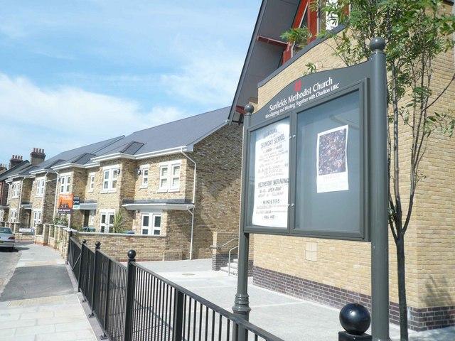 The Sunfields Methodist Church