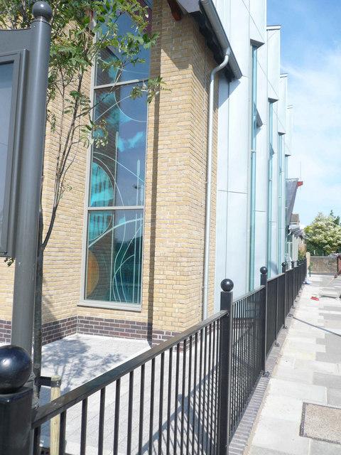 The New Sunfields Methodist Church