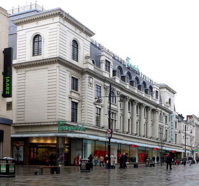 Fenwick's Department Store, Northumberland Street