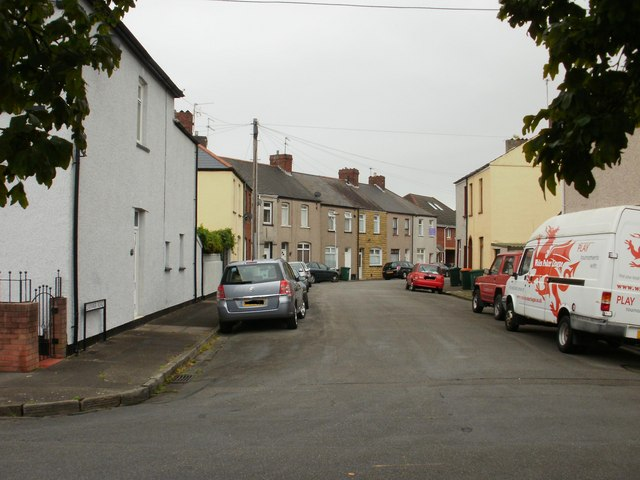 Llanvair Road, Newport