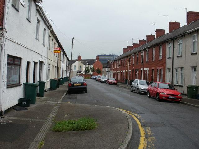 Clayton Street, Newport