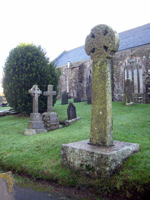 SS Mohegan grave in St Keverne churchyard