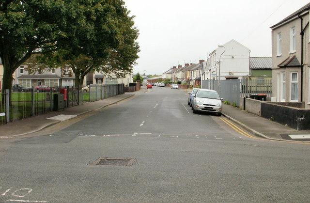 Crawford Street, Newport