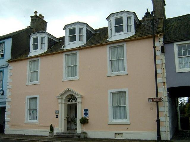 Baytree House B&B High Street Kirkcudbright
