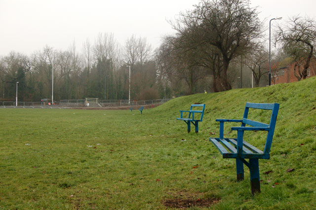 Recreation ground, Fosterd Road, Rugby
