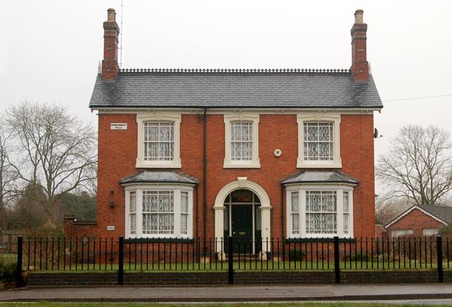 'Shrewsbury Villa', Newbold Road, Rugby