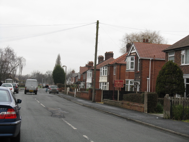 Middlewich - Warmingham Lane