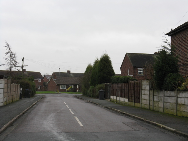 Middlewich - Alexandra Road