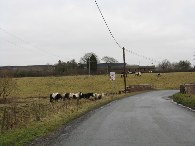 Cledford Hall's Fields