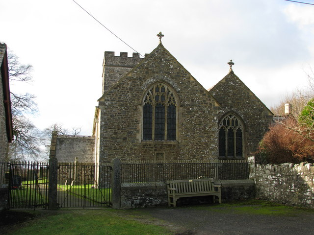 Church in Rose Ash