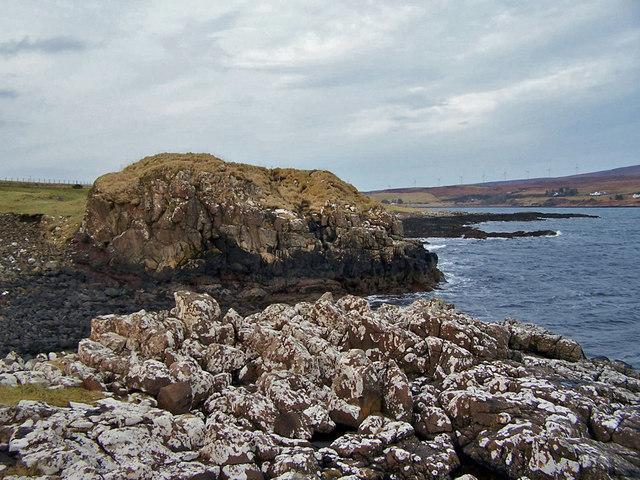 Site of Dùn Feorlig