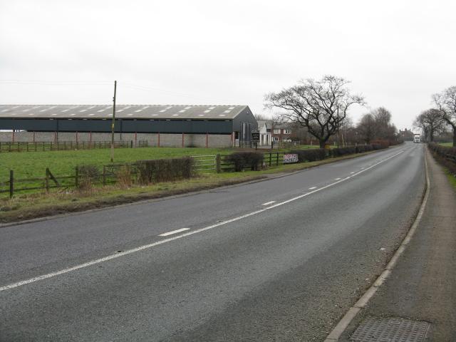 A54 At Daisybank Farm