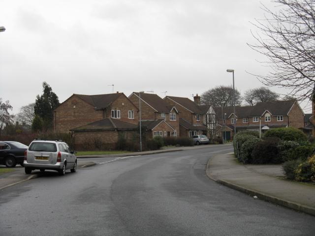 Middlewich  - Dexter Lane