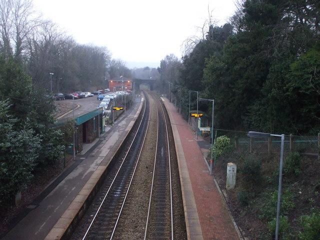Llanishen Station, Cardiff