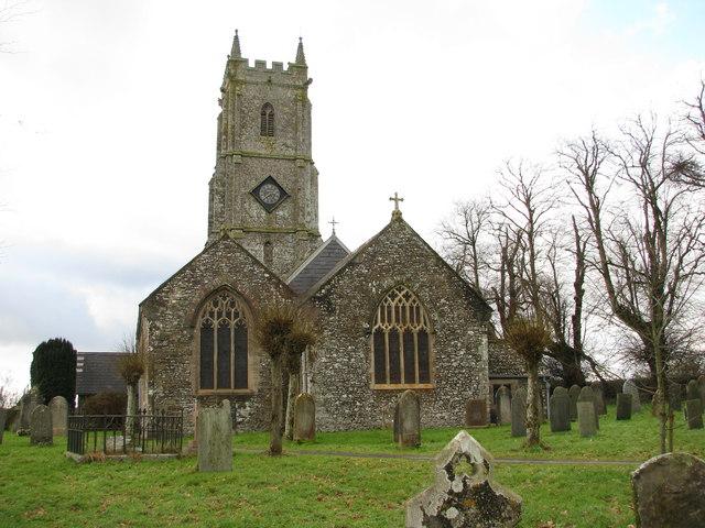 St Mary's Church, Bishop Nympton