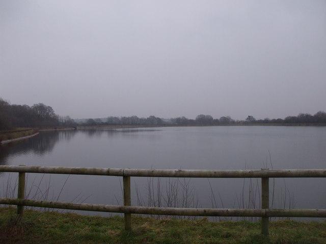 Lisvane reservoir, Cardiff
