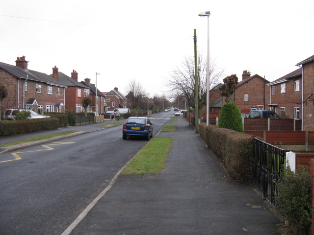 Northwich - East Avenue