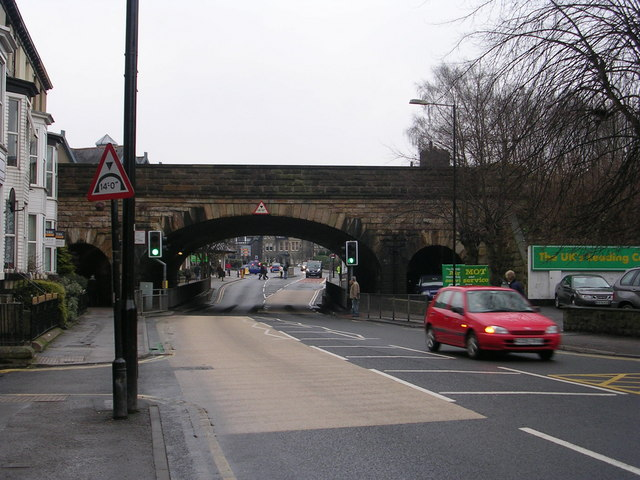 Bower Road - viewed from Mayfield Grove