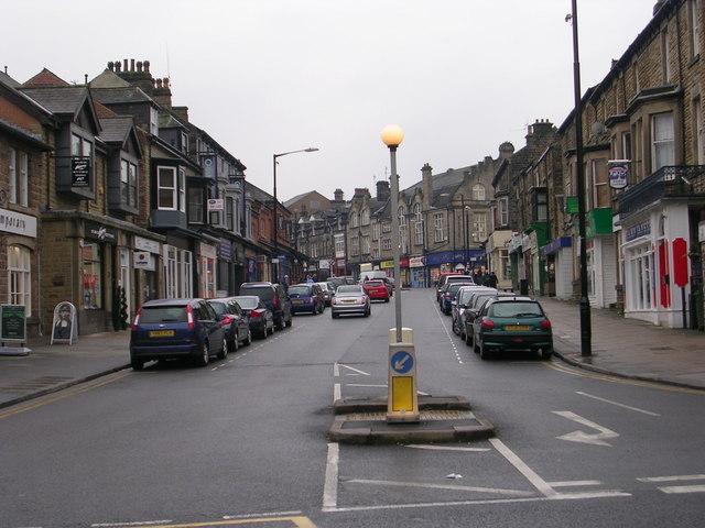 Station Parade - Bower Road