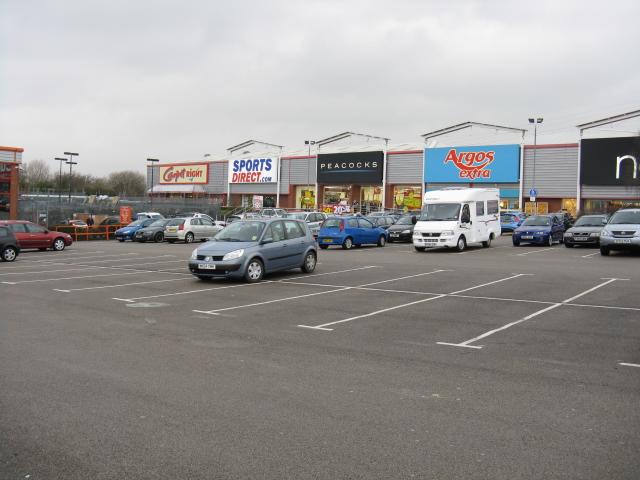 Northwich Retail Park (2)
