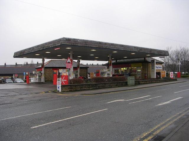 Total Filling Station - Dragon Road
